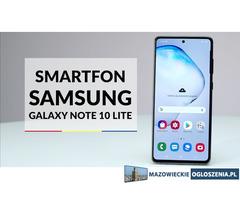 Naprawa Samsung Note 10 Lite wymiana szybki
